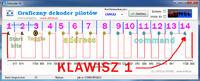 Graficzny dekoder pilotów IR [AVR -> PC] sprawdź pilota