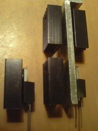 Zasilacz impulsowy do zastosowań audio 450W - projekt