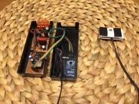Monitor energii elektrycznej bazujący na wyjściu optycznym licznika energii