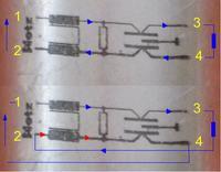 Identyfikacja wyprowadzeń kondensatora przeciwzakłóceniowego