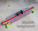 Sterowany radiowo elektryczny longboard