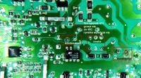Pralka Bosch WLX20462PL Maxx5 - Gaśnie wyświetlacz i wyłącza się pralka.
