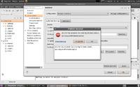eclipse na ubuntu 10.04 błędy podczas kompilacji