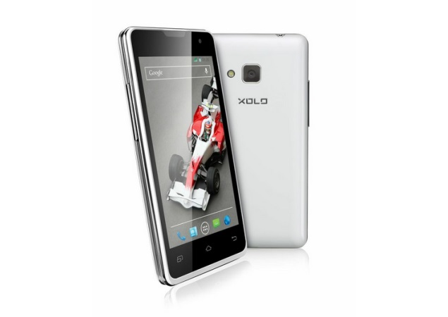 "XOLO Q500s - 4"" smartphone z Dual SIM i Android 4.4"