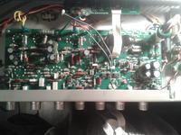Crate v33h - wymiana lamp i bias