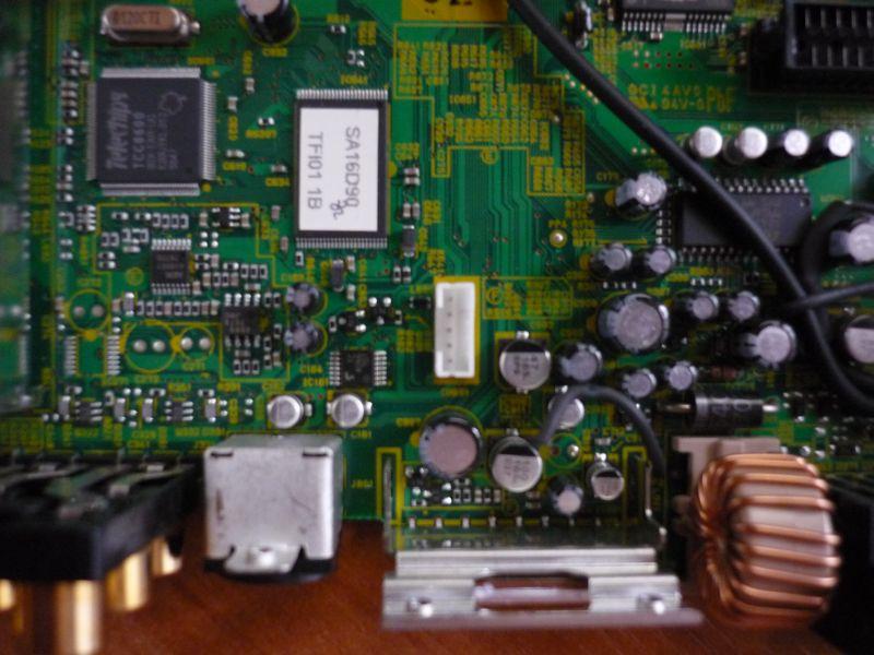 Szukam schematu JVC KD-BT1 pod��czenie kabla usb