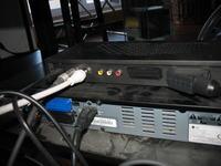 połączenie kablówka-dekoder-tv-nagrywarka