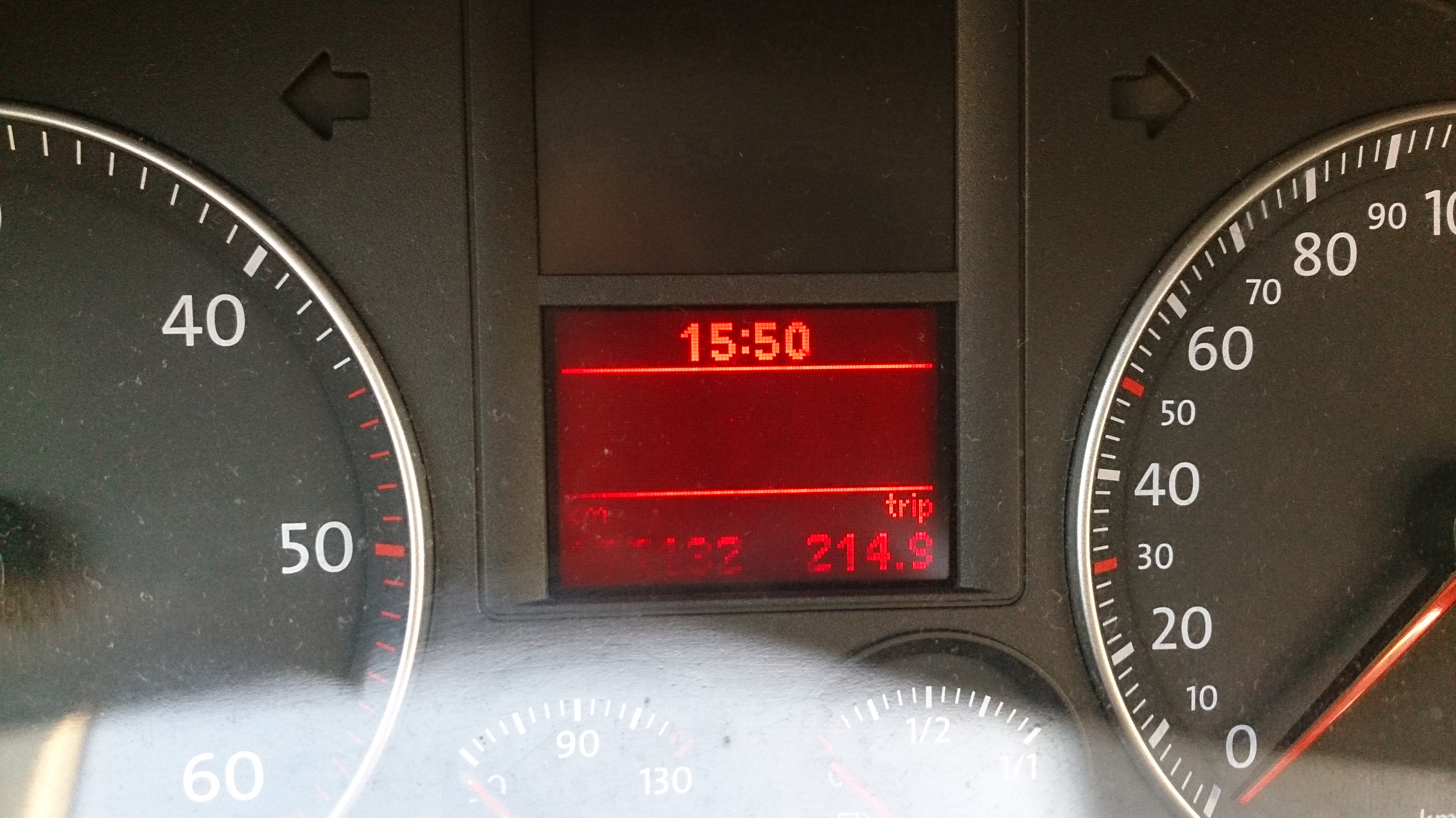 VW Golf V 2004r - Nie dzia�a ogrzewanie, tylna wycieraczka, licznik i pod�wietl.