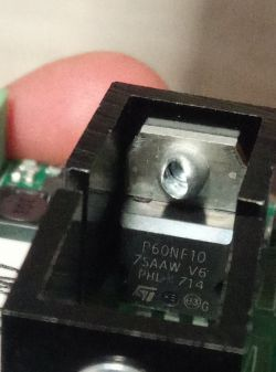 Came AXI2 ZL65 - kalibracja ruchu niekompletna (E2)