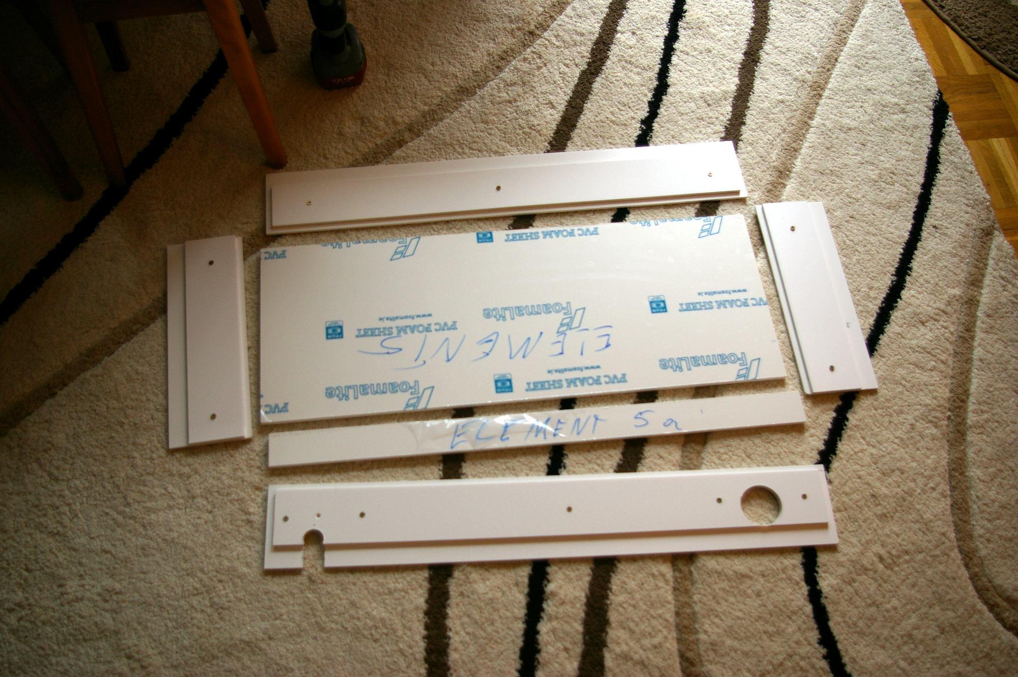 Pokrywa Do Akwarium 80x35cm Elektrodapl