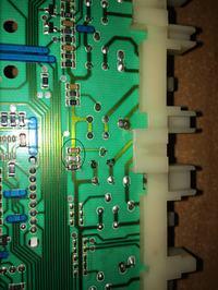 Amica PA5580B421 - Aqua spray podczas wirowania.
