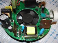 Zepter bioptron plus - uszkodzony zasilacz