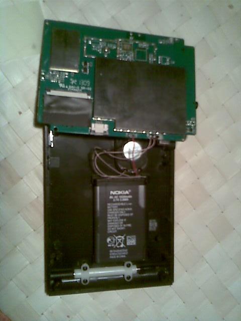 Lark 43.1 (43.0) wymiana baterii - zamiennik