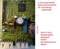 Płytka AKO 543 511 elktronika z Pralki Siemens Co to jest