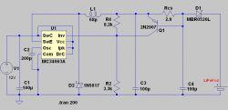 Ładowarka (Charger) akumulatorków LiFePo4