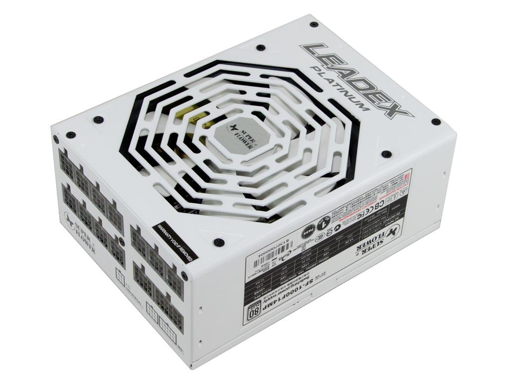 Super Flower Leadex Platinum SF-850F-14MP - zasilacz ATX o mocy 850W