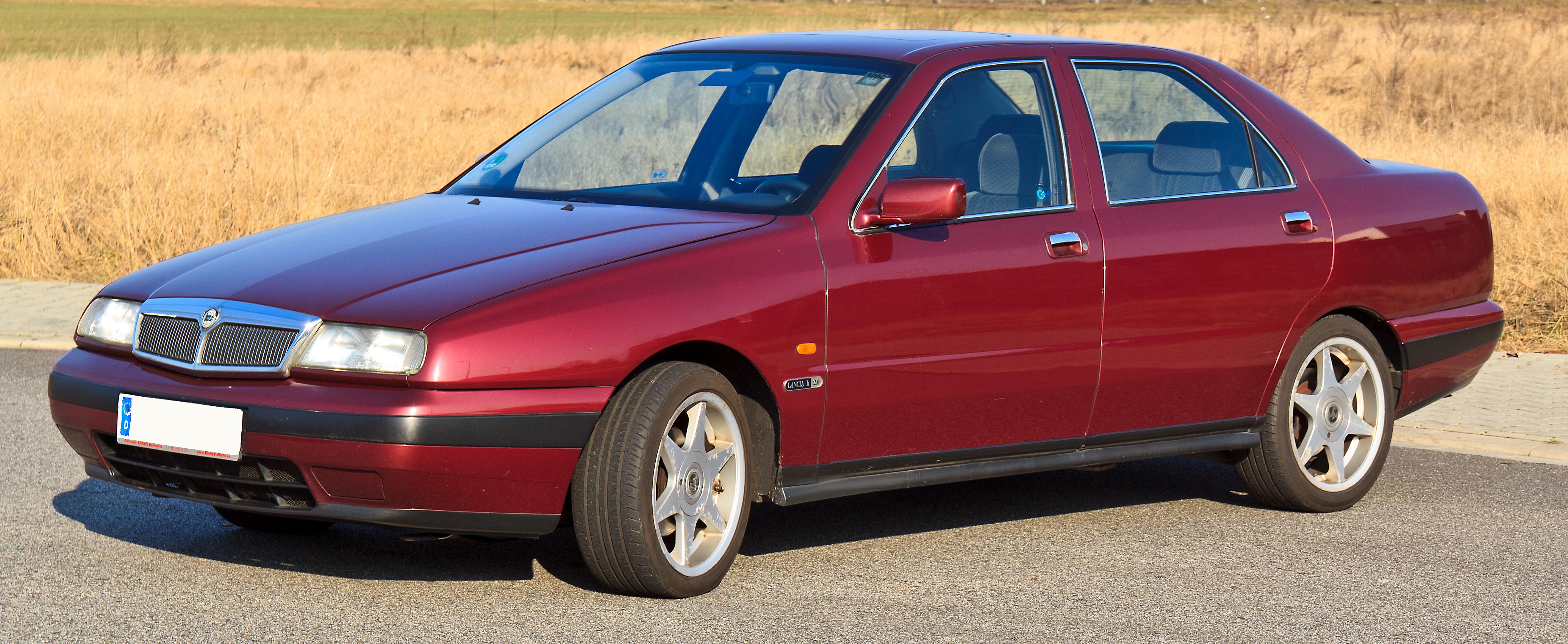 Lancia Kappa czy Renault Clio I 16v, kt�re �adniejsze?