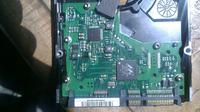 Samsung HD252HJ źle podłączone zasilanie