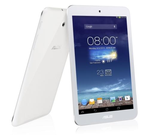 "ASUS Memo Pad 8 -tablet z 8"" ekranem, 4-rdzeniowym procesorem i Android 4.2"