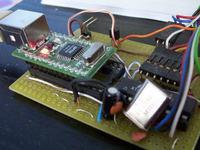 System inteligentnego domu w oparciu o RS485/multi-master