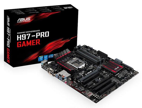 Asus H97-PRO - nowa p�yta g��wna dla graczy z socketem LGA1150