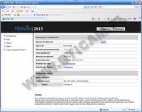 Serwer NAS pod monitoring IP -