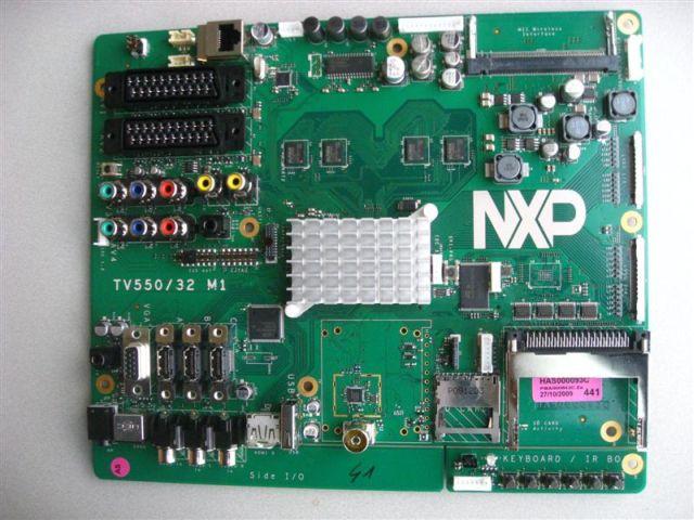 Philips 40PFL8007K - Nie uruchamia si�. Fault 53 w SDM.