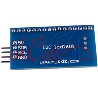 I2C LCD 16x2 Bascom - jak uruchomic?