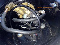 Opel Corsa - Błędne wskazanie ilości gazu.