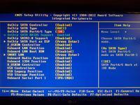 Gigabyte 970A-UD3 - Ustawienia Biosu - AHCI pod SSD Kingstona