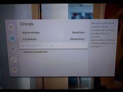 Telewizor Samsung UE58MU6122 - bluetooth / menu serwisowe