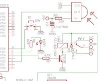 Problem z tranzystorem BC547 w eagle -błąd wyprowadzeń