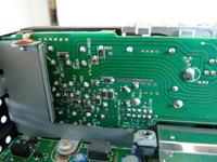 MB Audio 10 CD / Alpine - Podłączenie AUX do TEA6880h
