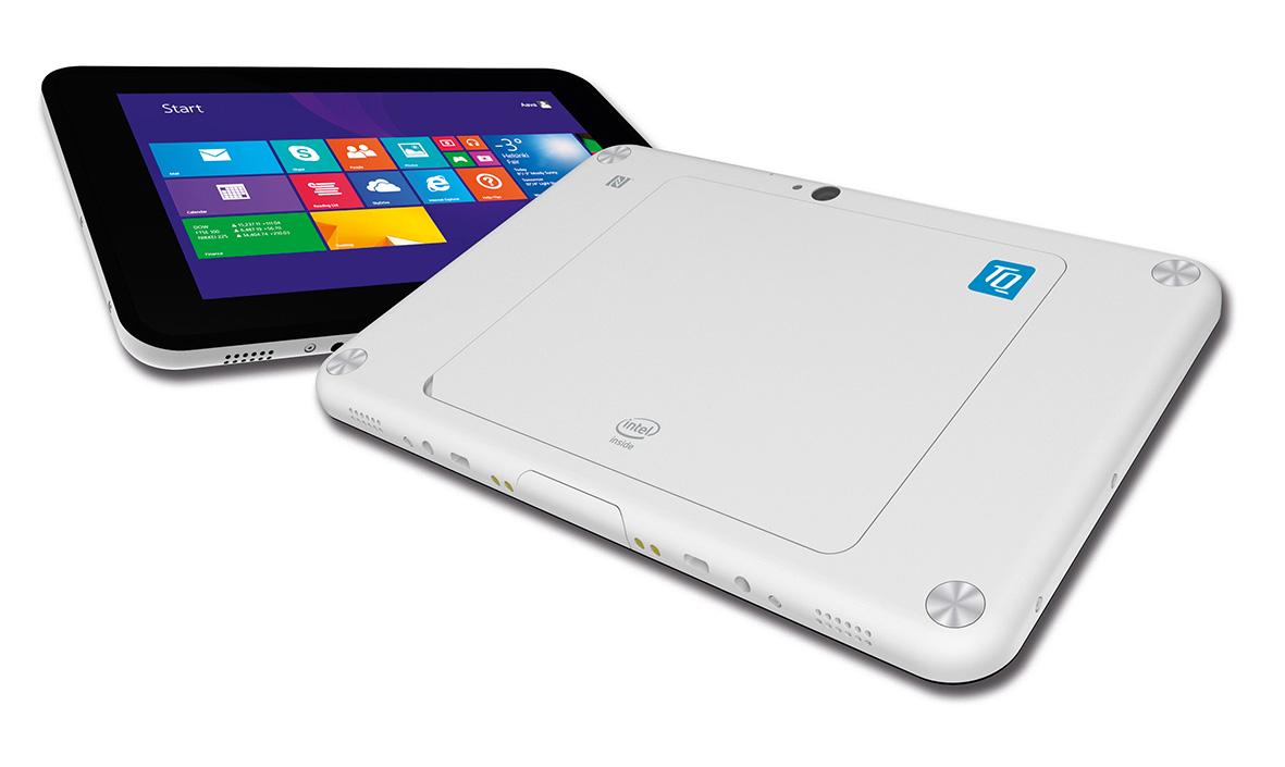TQ InCover One - wodoszczelny tablet z Windows 8.1 i wymiennym akumulatorem