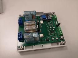 Przekaźnik hybrydowy 10A 230V moduł dwukanałowy - Prototyp.