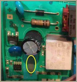 Pralka Electrolux EWT 13620W - Nie chce się włączyć