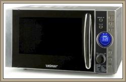Mikrofalówka Zelmer ZMW3100X (29Z022)- nie grzeje