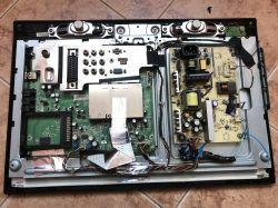 Prosty sposób na naprawę monitora/telewizora LCD z przebiciem na świetlówkę