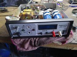 Zasilacz laboratoryjny ETL 30V 3A
