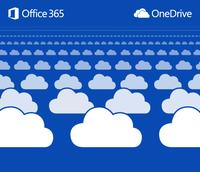 Nieograniczona przestrzeń dyskowa w chmurze dla subskrybentów Office 365