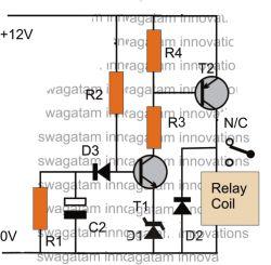 Opóźnienie zasilanie 24VDC - Delay on power circuit 24VDC