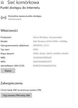 Modem Sierra 7W5P6 5570 - ThinkPad T430