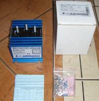 chevrolet g20 - 2 akumulatory, izolator baterii i brak �adowania