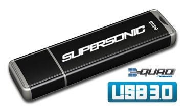 Pendrive Supersonic USB 3.0 od Patriota