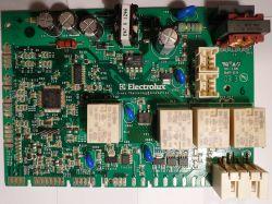 AEG F55000VI0P; PN:91143600711 - zmywarka nie grzeje wody