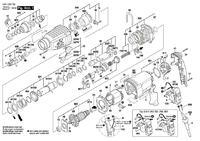 Wiertarka Bosch GBH 2-26 DRE dziwne objawy