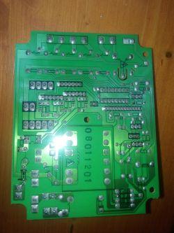 Zmywarka Mastercook ZWE-1635X - diody płukania i suszenia szybko migają.