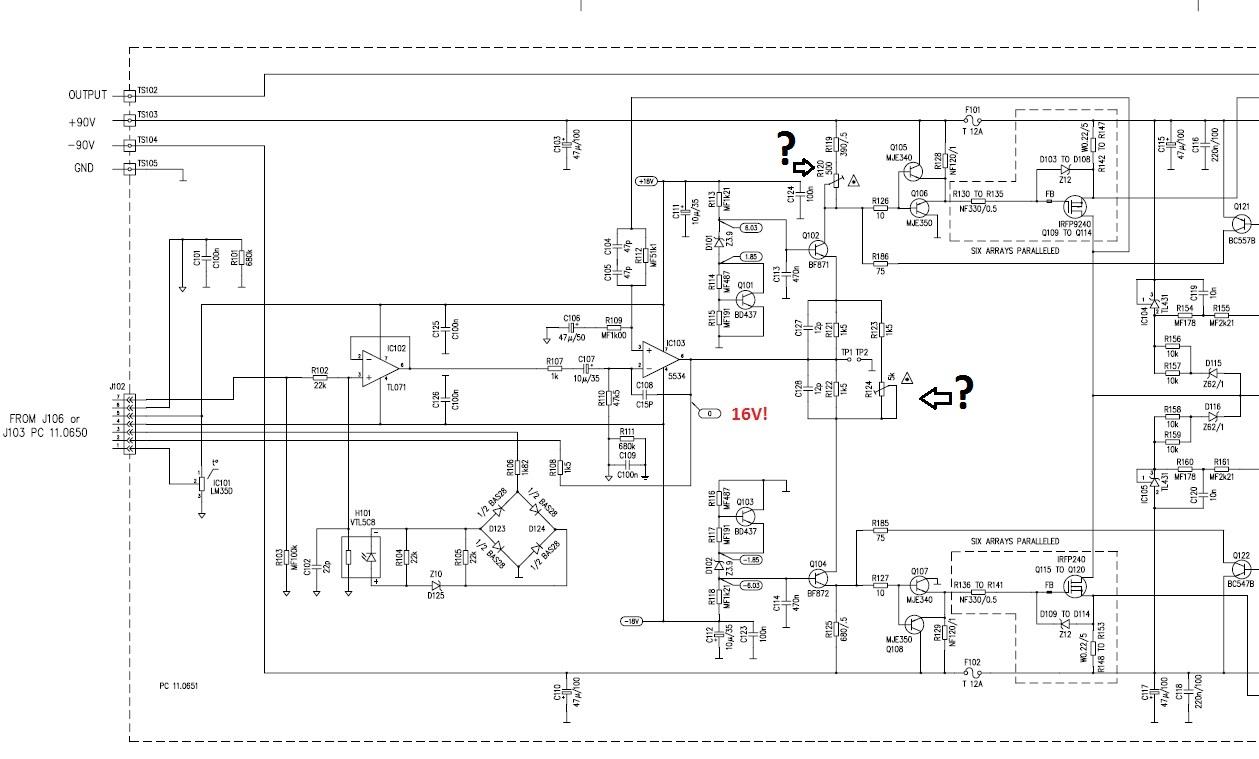 Jak zabezpieczy� tranzystory IRFP240 IRFP9240 przed spaleniem?