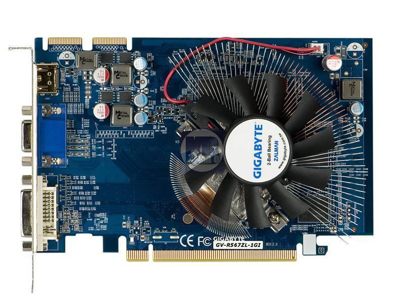 Dell OptiPlex 760  - Jakiego producenta Radeon 5670 si� zmie�ci?