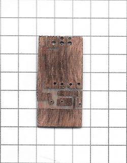 Bistabilny półprzewodnikowy przycisk 12V 10A
